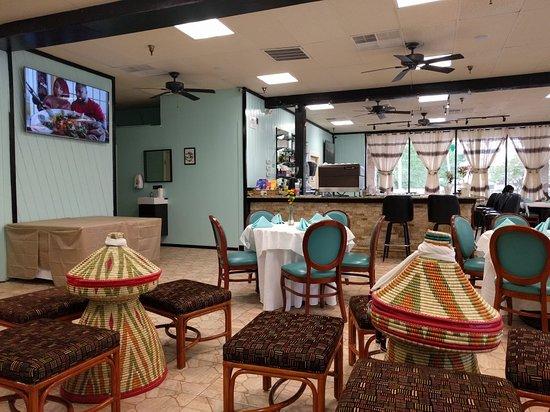 Zentralflorida , FL: Selam Ethiopian & Eritrean Cuisine
