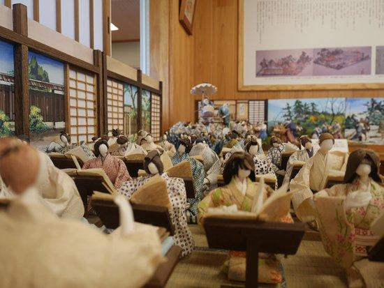 Tenyo Hita Hakimono Museum Ashitaya: めじるしです。