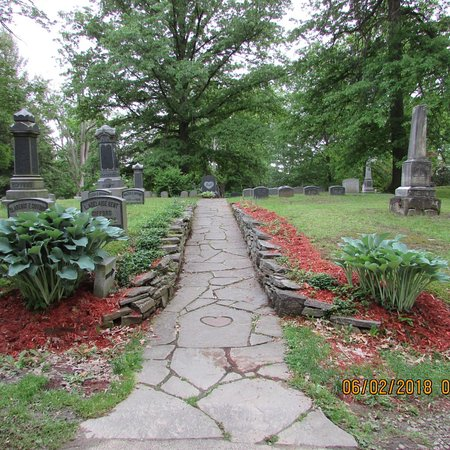 Lake View Cemetery照片