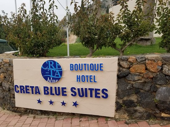 Creta Blue Boutique Hotel & Suites Photo