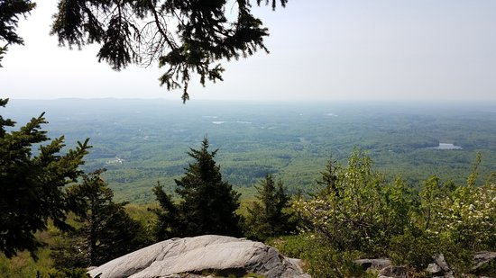 Jaffrey, NH: White Trail Trail View