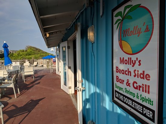 Molly's Beachside Bar & Grill at the Sheraton Pier ภาพถ่าย