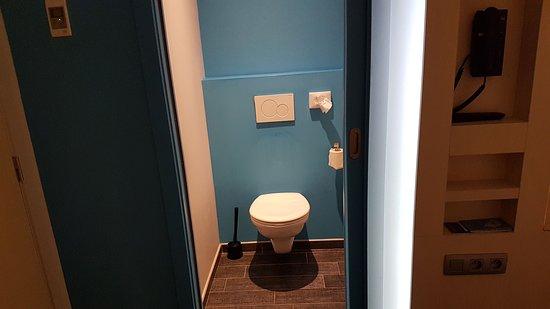 Ibis Styles Nivelles: Toilettet
