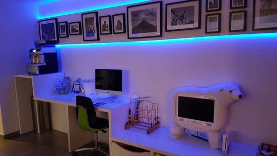 Ibis Styles Nivelles: Forretningscenter (Business Center)