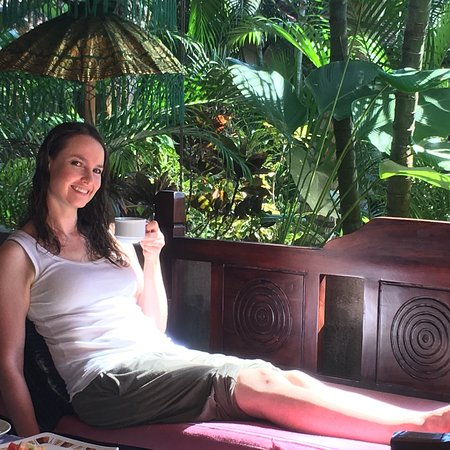 Villa Selina: What an awesome place to seclude yourself for a yoga retreat