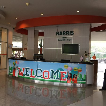 Harris Hotel Sentul City Bogor Fotografie