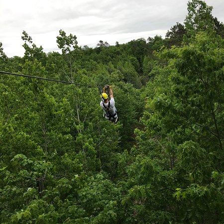 Northwoods Zip Line, Aerial Trekking, Argo ATV, and Kayak River Tours: photo2.jpg