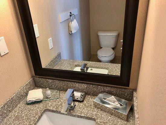 Cranbrook, Canada: En suite in 1 bedroom suite