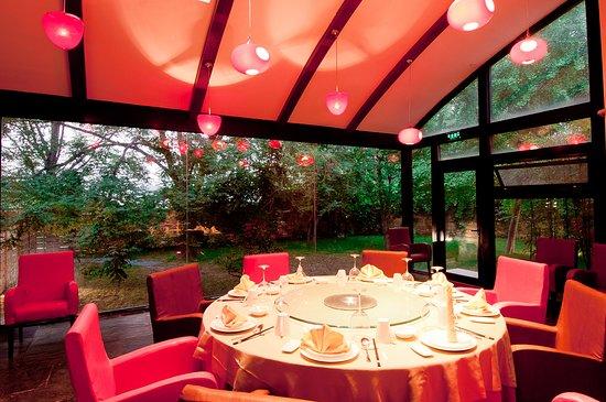 Peafowl Garden: 蓝孔雀包厢