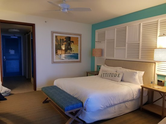 Margaritaville Hollywood Beach Resort: Great father's day
