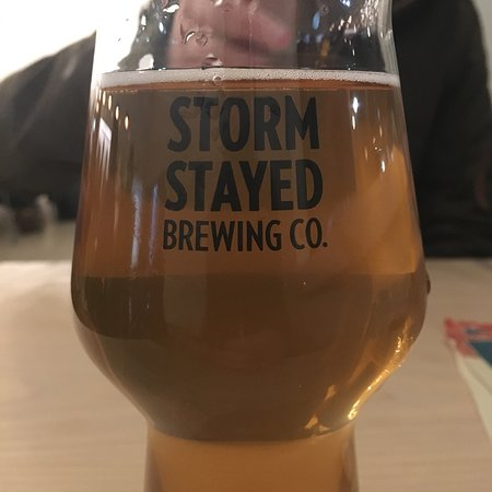 Storm Stayed Photo