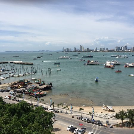 Pattaya City Sign - Viewpoint照片