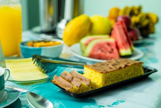 Hostel Parana: Café da Manhã