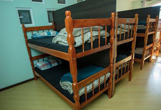 Hostel Parana: Dormitório 1