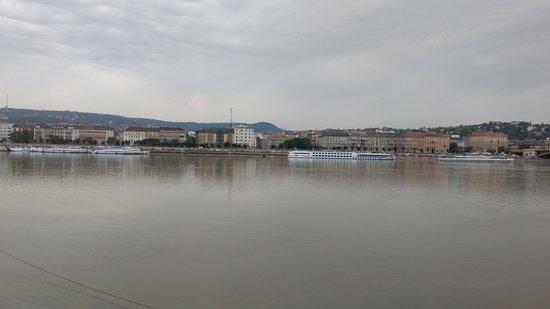 Budapeste Tur: Última vista antes de deixar Budapeste. Até outro dia!!!