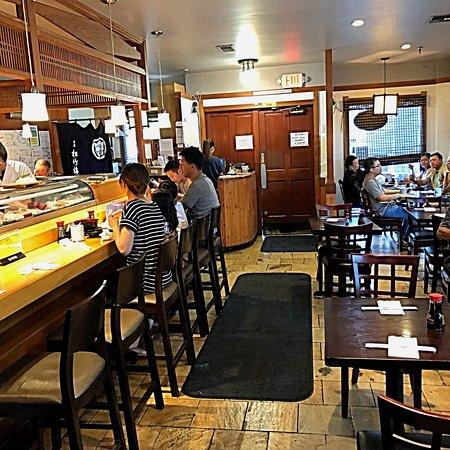 Tomisushi Restaurant San Jose Ca