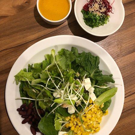 写真The salad concept枚