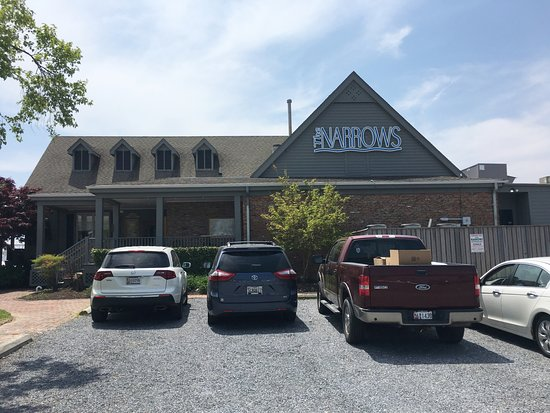 Grasonville, MD: Front of the restaurant