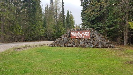 Wells Gray Provincial Park: Wells Gray