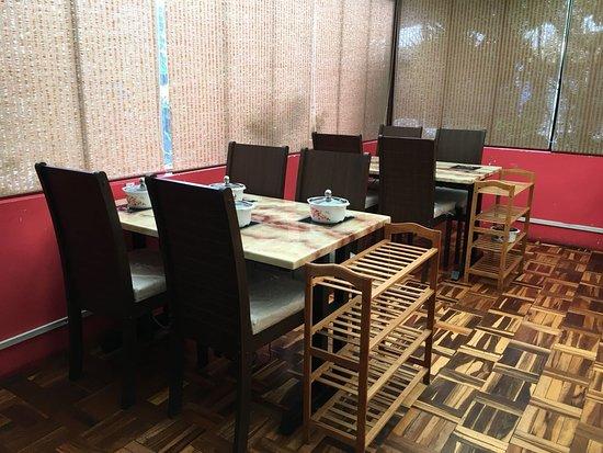 Wang's Hot Pot House: Street View