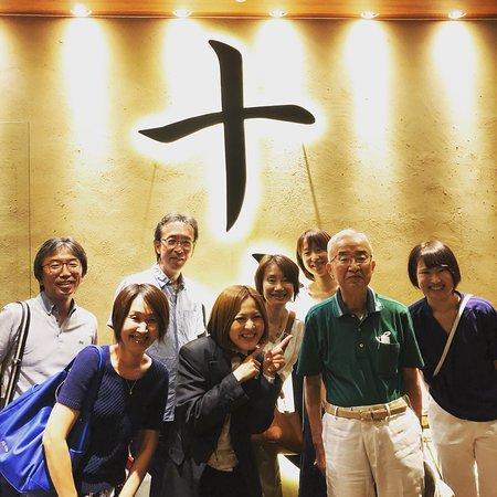 Magic Bar Marunouchi Juji Brick Square: 米寿のお祝いでマジックバー!
