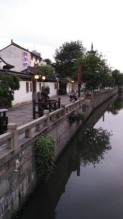 Shanghai, Chine : Jiading old town