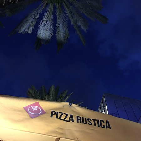 Pizza Rustica Photo