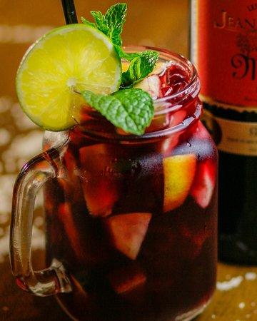 Agave Central: Margaritas