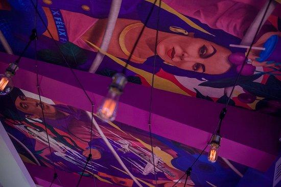 Agave Central: Artwork