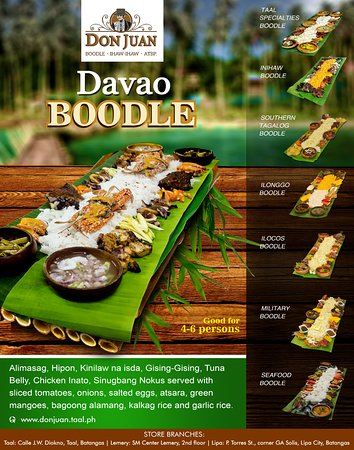Don Juan Boodle House Lemery: bestsellers