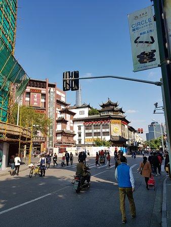 Shanghai Tourist International Service Center (Yuyuan): Shanghai old town
