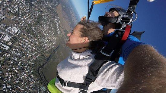 Skydive Noosa: Fabulous fun