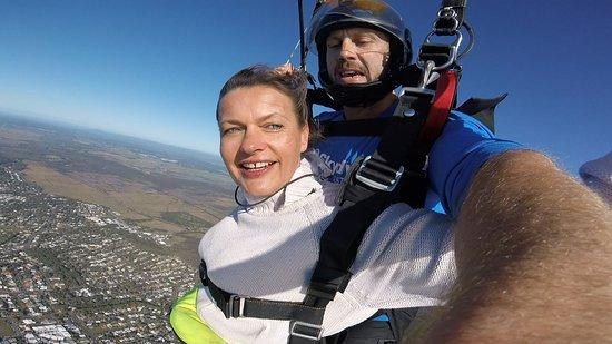 Skydive Noosa: Thank you Jeremy