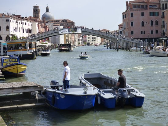 Canal Grande: Venecia