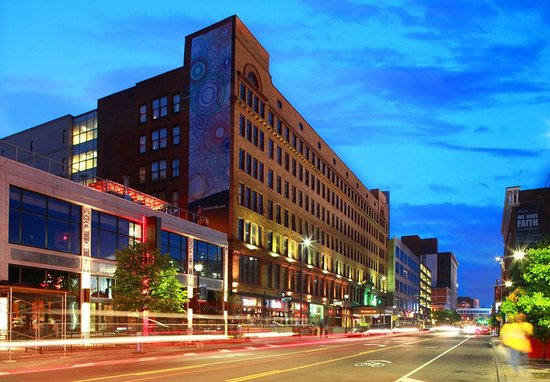 residence inn cleveland downtown updated 2018 prices. Black Bedroom Furniture Sets. Home Design Ideas