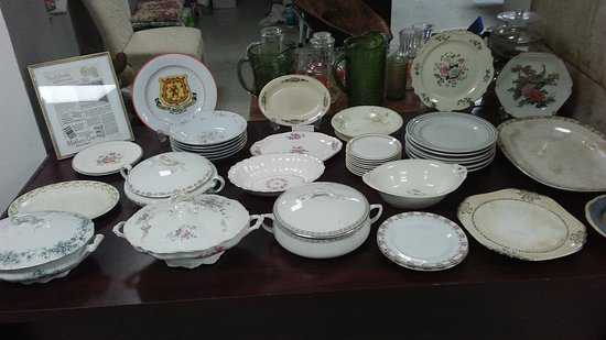 The Purple Chair Antiques and Curios: Antique/Vintage China