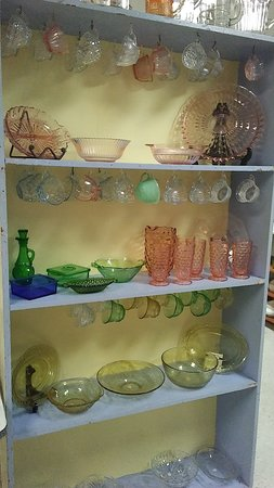 The Purple Chair Antiques and Curios: Depression Glass