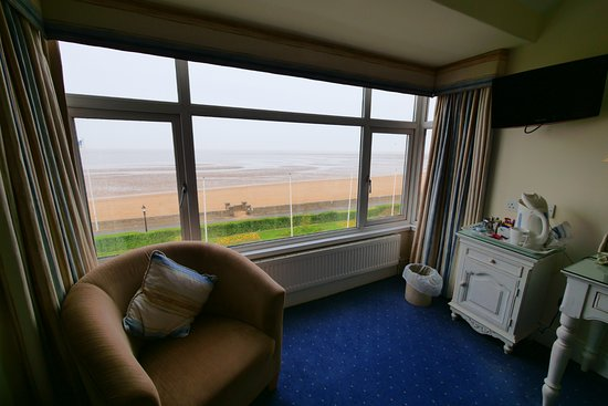 Kingsway Hotel Cleethorpes: View from the room