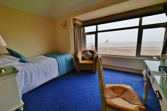 Kingsway Hotel Cleethorpes: Seaview single room