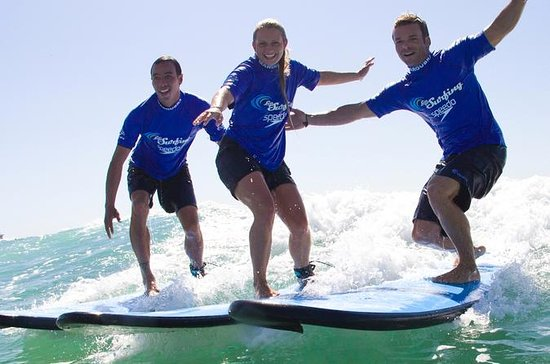 Private and Small-Group Surfing...