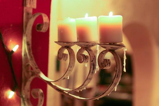 Zatar: romantic ambiance