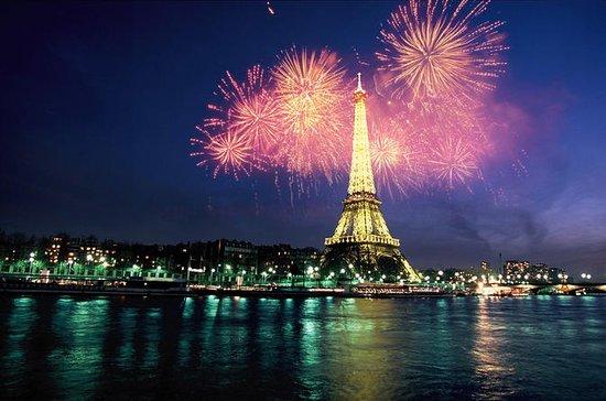 Bateaux Parisiens Bastille Day Cruise...