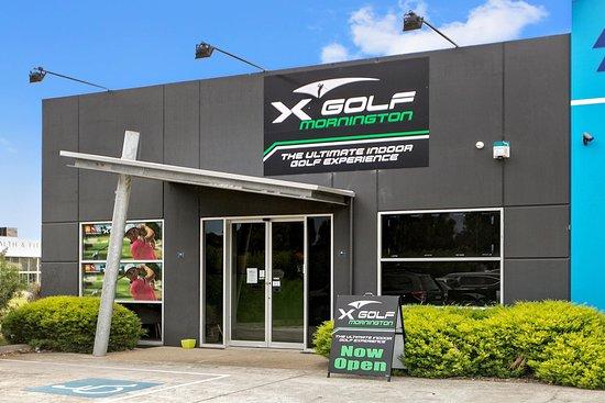 Mornington, Australie : Front of store