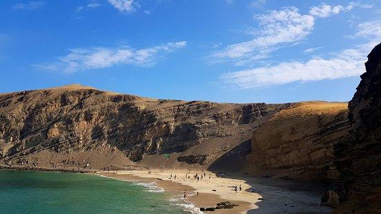Ica Region, Peru: Playa La Mina