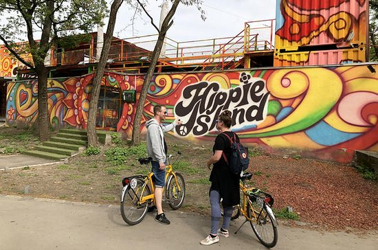 Tour alternativo en bicicleta por...
