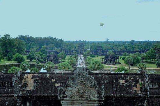 Siem Reap, Kambodža: Angkor Watt Temples
