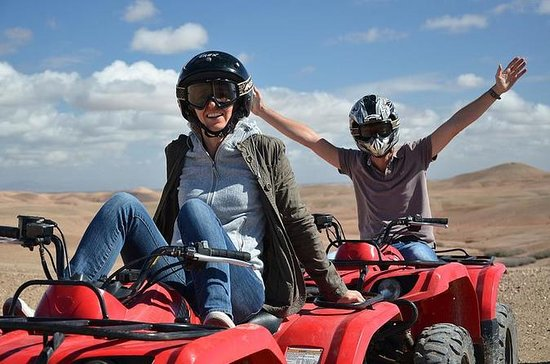 Full-Day Quad bike Adventure from...
