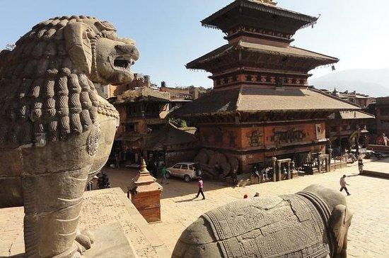 Full day Explore Bhatapur -Pasupati ...