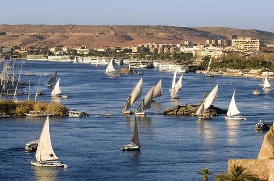 Felucca Nile  trip in Aswan
