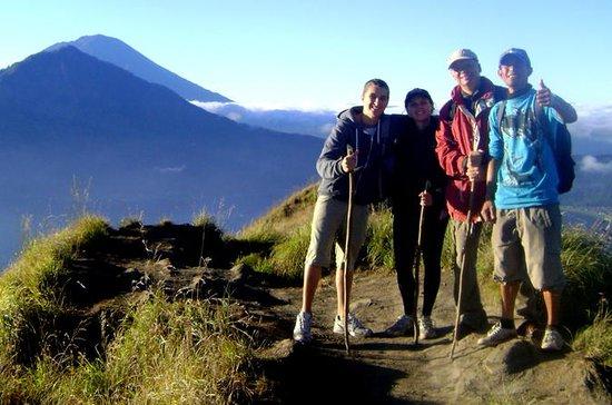 Mount Batur Volcano Sunrise Trekking...